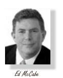 Ed McCabe, Sauerstofftherapie